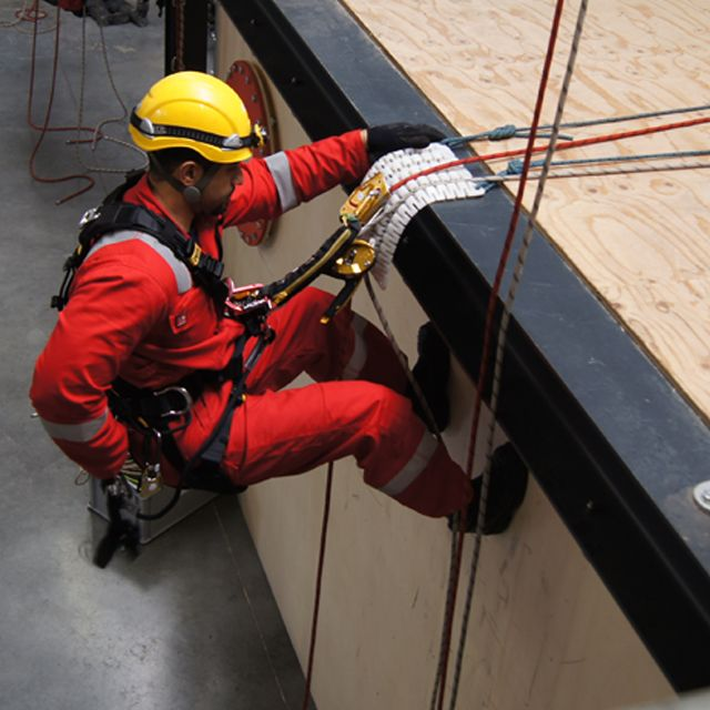Rescue instructor project
